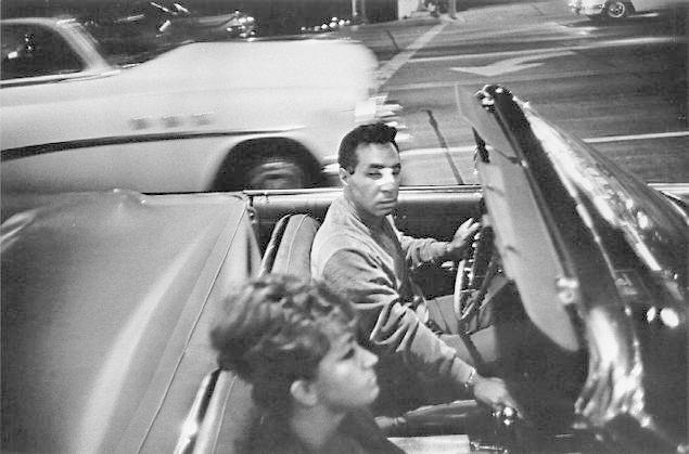 Gary Winogrand via PST @ the Getty